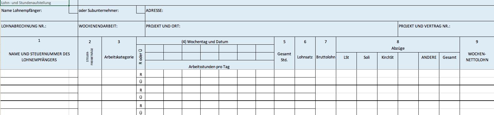 Kostenlose Chore Zahlungsplan Vorlage Fur Excel 2013 14