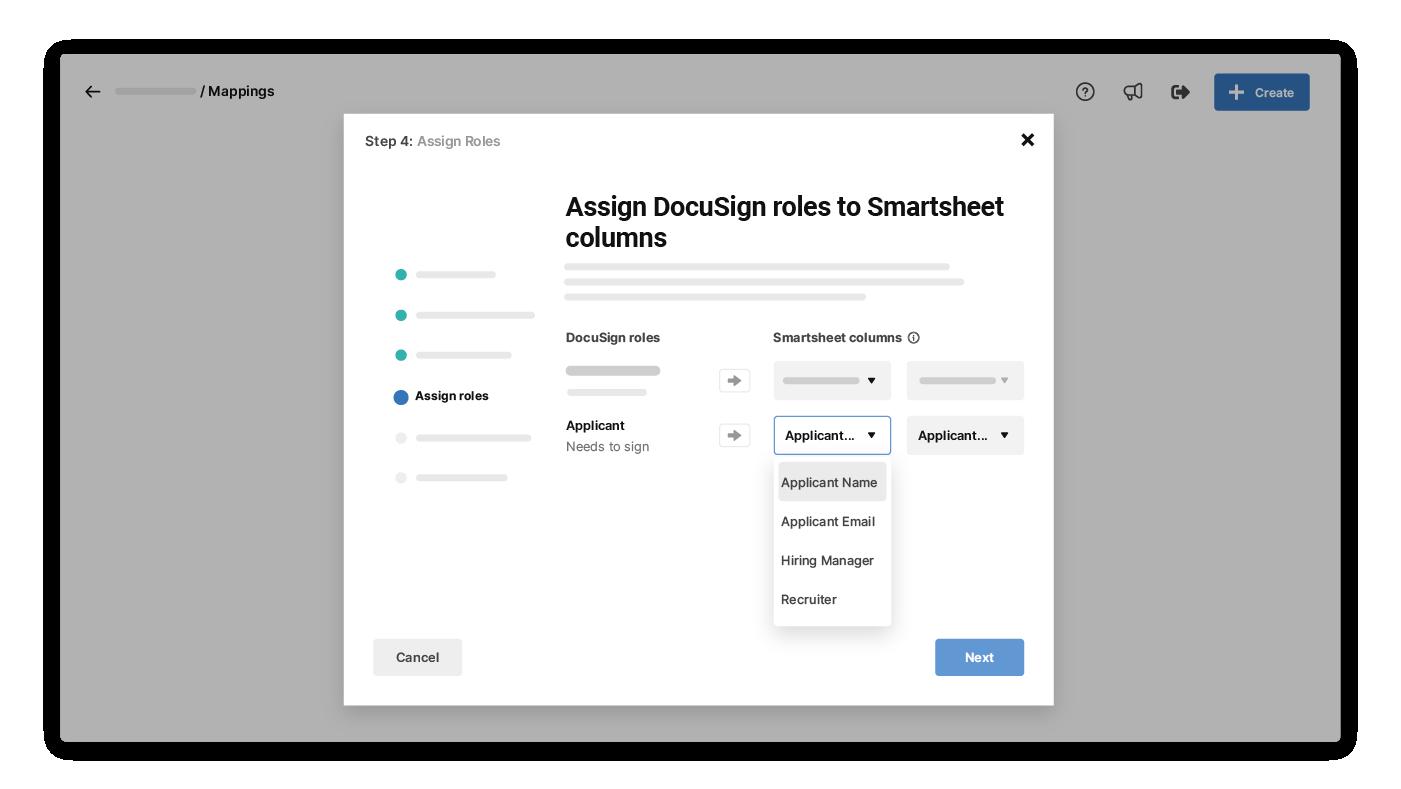 Dokumenten Workflows direkt aus Smartsheet mit der neuen DocuSign ...